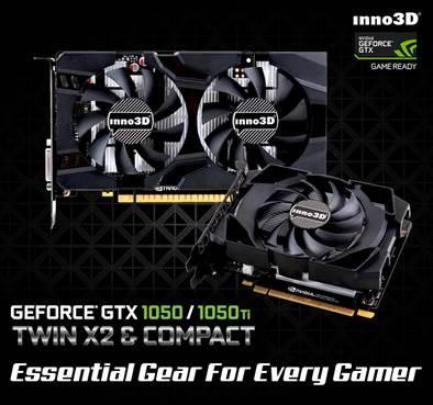 NVIDIA GTX 1050 Inno3D