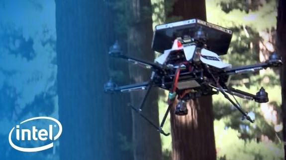 Intel drone acquisition