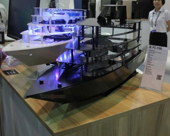 Lian Li Yacht