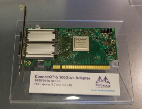 ConnectX-5 1000 GB/s Adapter