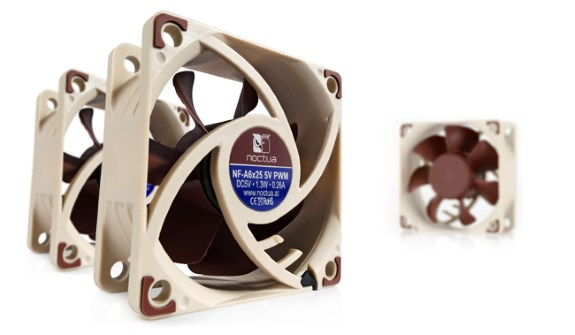 Noctua 60mm 5V fan