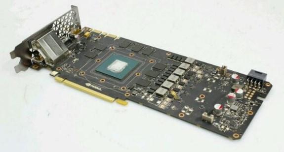 NVIDIA Pascal PCB GTX 1080