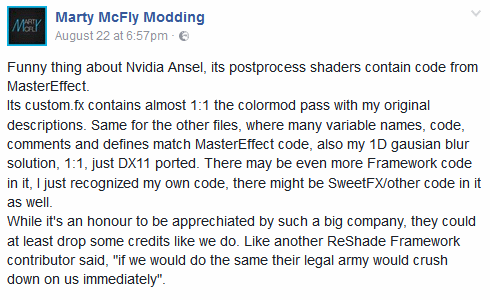 NVIDIA Marty McFly