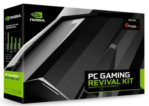 nvidia gaming PC revival kit