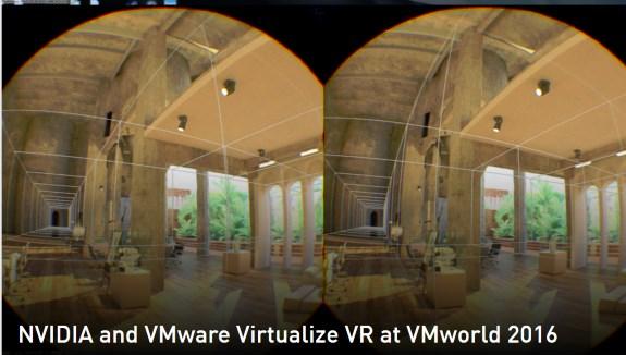 NvIDIA VMware VR