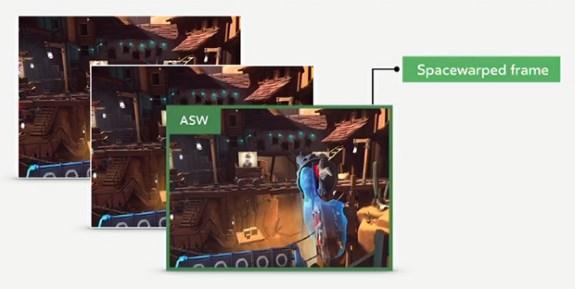 Oculus ASW