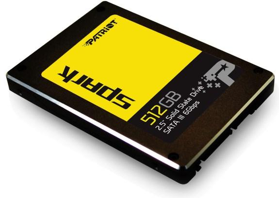 Patriot Spark SSD