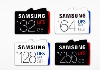 Samsung 256GB Universal Flash Storage