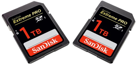 SanDisk SDXC 1TB