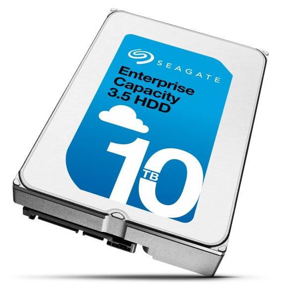 Seagate 10TB He HDD