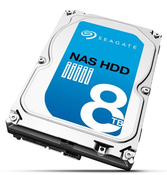 Seagate 8TB NAS HDD