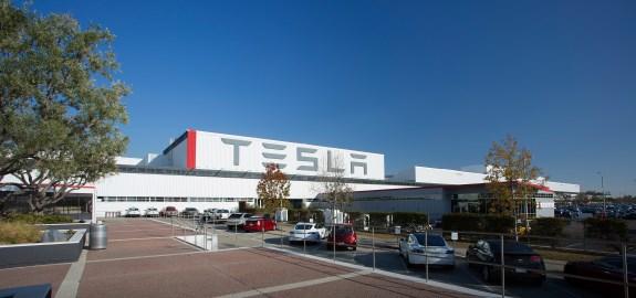 Tesla fab