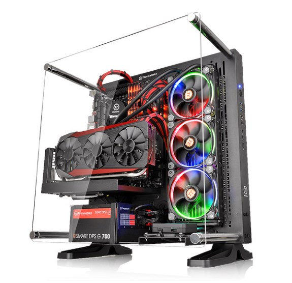 Thermaltake Core P3 ATX Wall-Mount Chassis