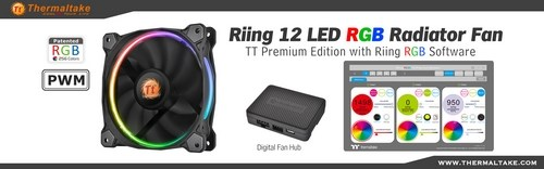 TT Ring 12 LED RGB