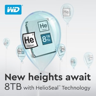 WD HelioSeal