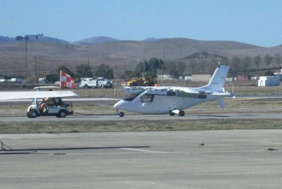 Zee Aero prototype