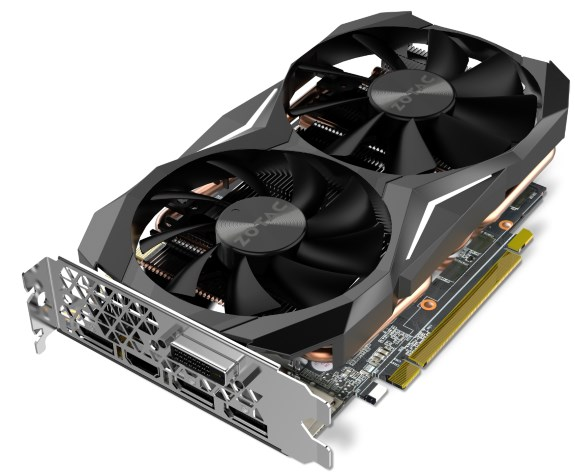ZOTAC GeForce GTX 1080 Mini