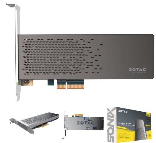 Zotac Sonix PCIe SSD