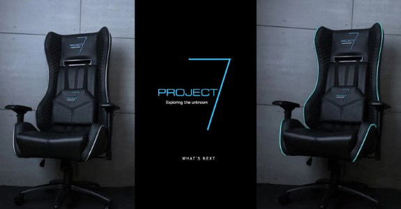 Aerocool Project 7 Premium Gaming Chair