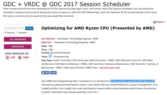 AMD Ryzen launch rumor