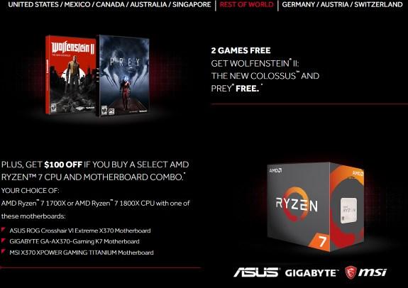 AMD Radeon Pack in Europe