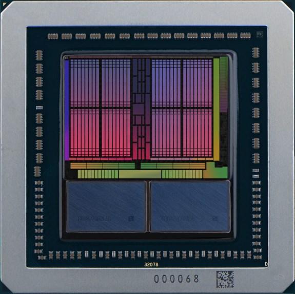 AMD  Vega die