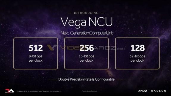 AMD Vega archi