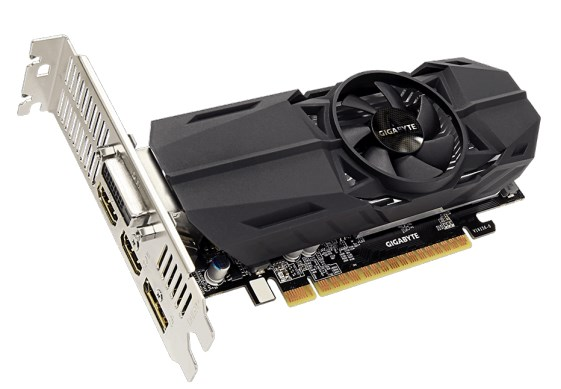 Gigabyte half height GTX 1050