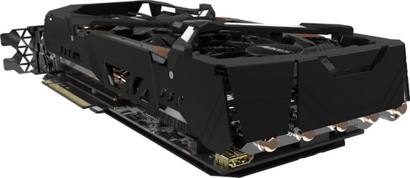 GTX 1080 TI AORUS Extreme Edition 11G
