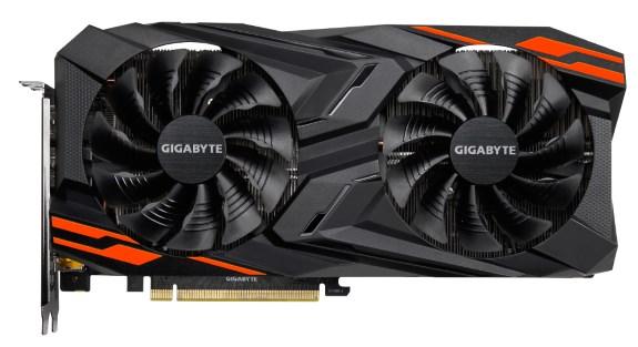 custom RX Vega 64 WindForce 2X