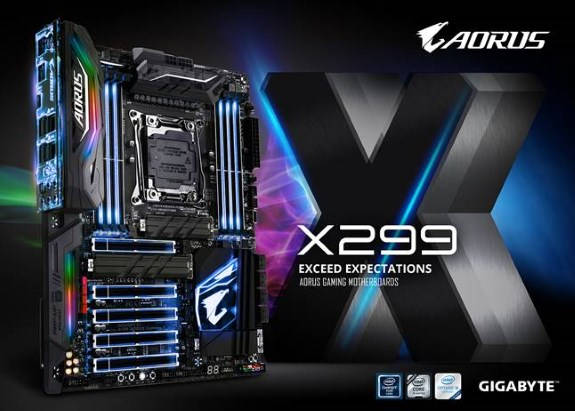 X299 AORUS Gaming Series