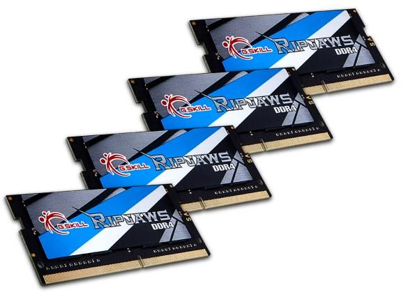 DDR4-3800MHz 32GB (4x8GB) SO-DIMM
