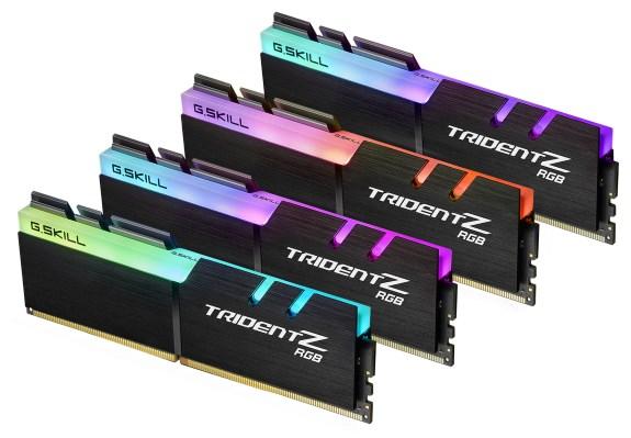 GSkill DDR4 TridentZ RGB