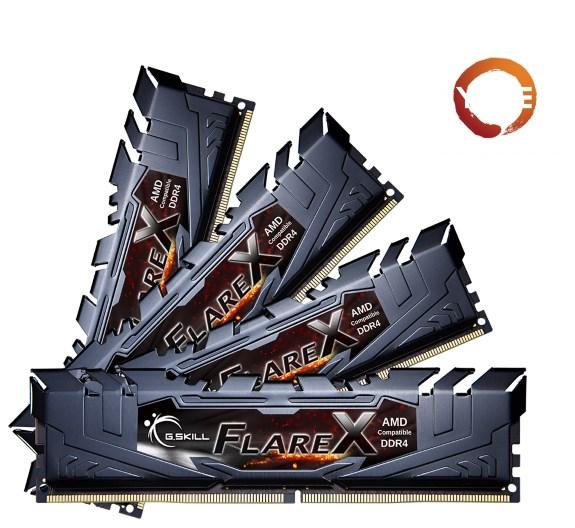 GSkill Ryzen DDR4