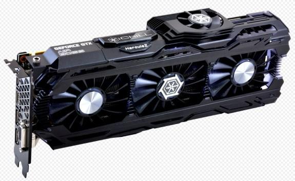 GeForce GTX 1080 Ti iChiLL