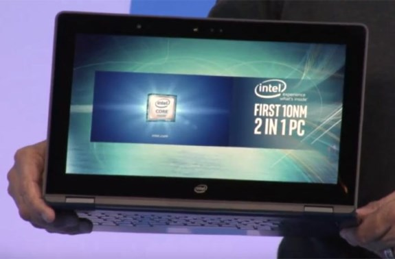 Intel 2in1 with Cannonlake