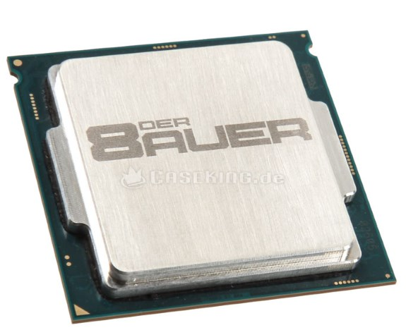 iNTC 8700K Ultra silver IHS