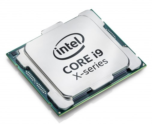 Intel Core i9 X series chip