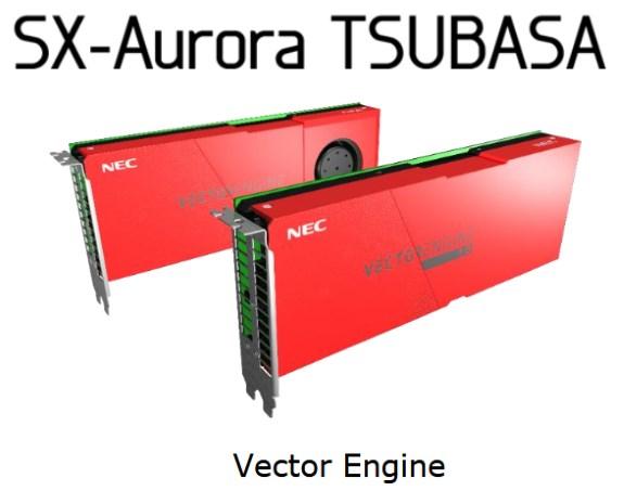 SX-Aurora TSUBASA