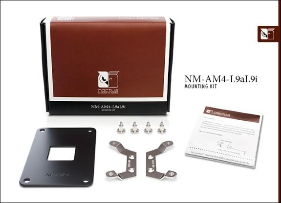 Noctua AM4 LP kit