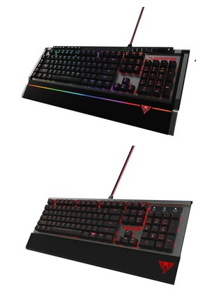 V770 RGB and V730 Mechanical Gaming Keyboards