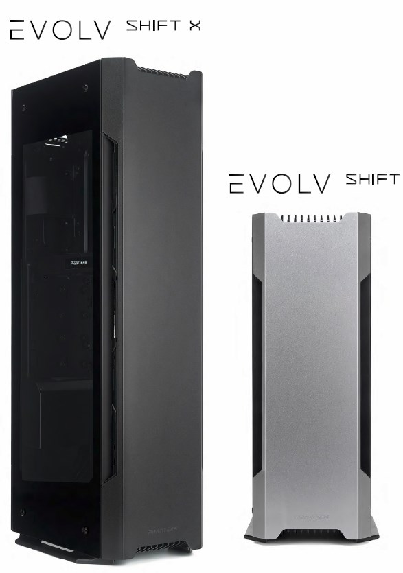 EVOLV SHIFT and EVOLV SHIFT X