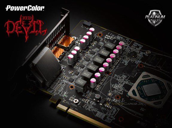 PowerColor RX 580 Red Devil