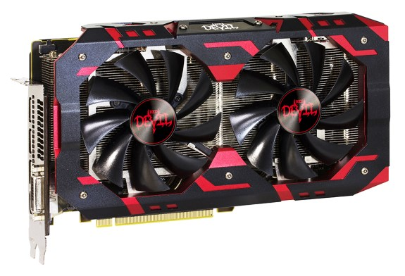 RX 580 Red Devil GS
