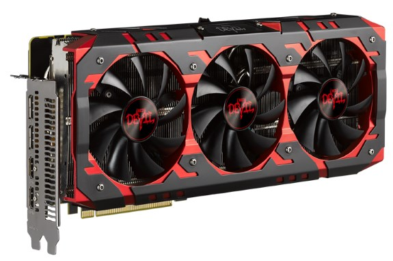 PowerColor RX Red Devil Vega