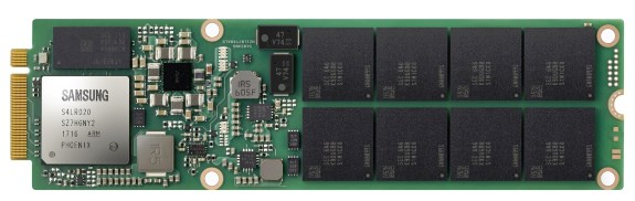 Samsung 8TB NGSFF SSD