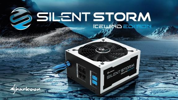 Sharkoon SilentStorm Icewind Power Supply