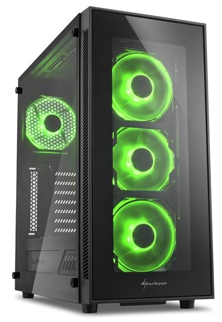 Sharkoon TG5 ATX PC Case