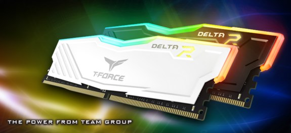 T-FORCE DELTA RGB Luminous Memory Module