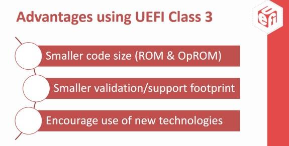 Intel UEFI slide